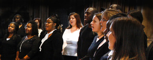 Renewal Choir At Cathederal Service