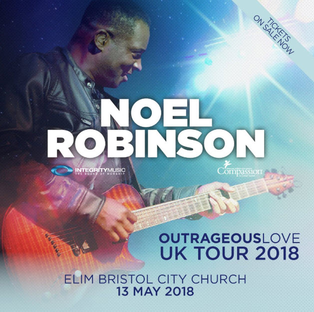 Renewal Supports Noel Robinson's UK Tour