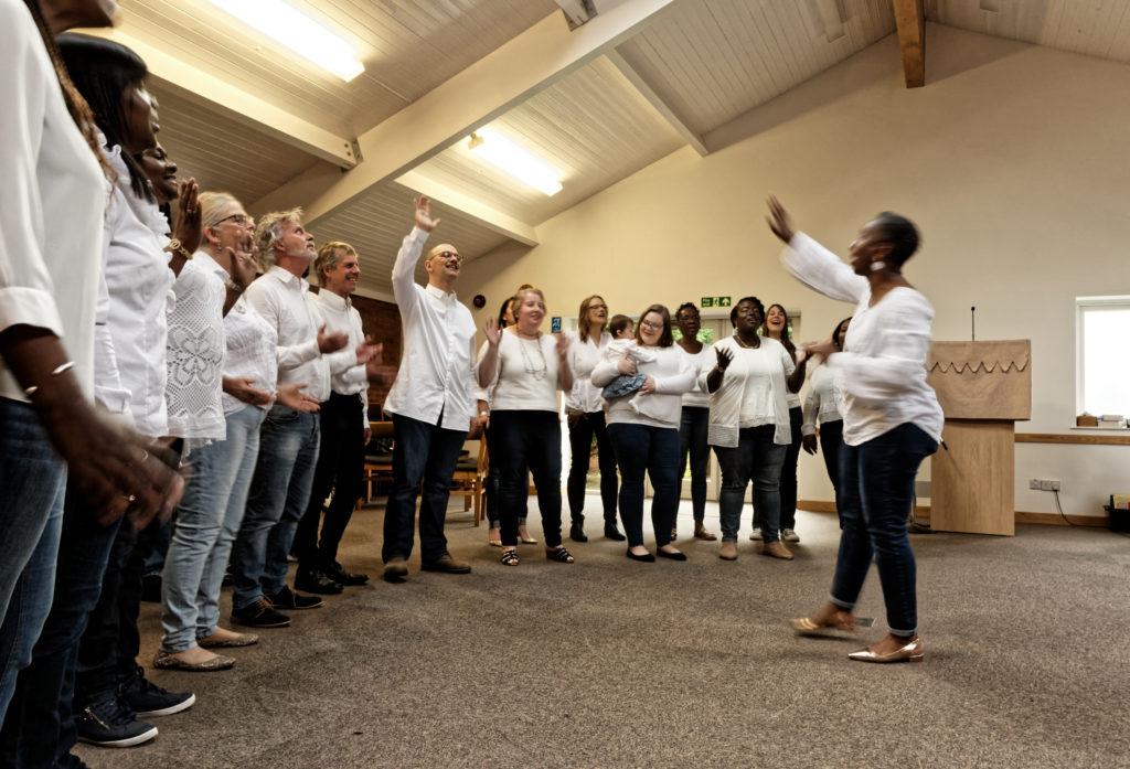 Social Action and Renewal Choir